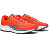saucony Jazz 20 Shoes Women Vizipro Red/Grey